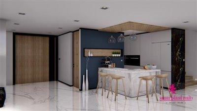 The-Master-Peak-Luxury-Condominium-Samui-Kitchen