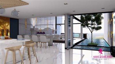 The-Master-Peak-Luxury-Condominium-Samui-Living-Room