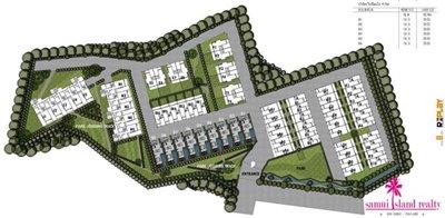 The-Master-Peak-Luxury-Condominium-Samui-Site-Layout