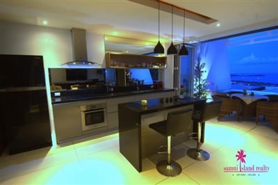 stunning-sea-view-villa-for-sale-chaweng-fully-equipped-kitchen