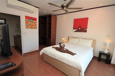 Villa-Palm-Beachside-Residence-Ko-Samui-Bedroom-2