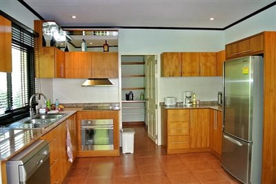 Villa-Palm-Beachside-Residence-Ko-Samui-Kitchen