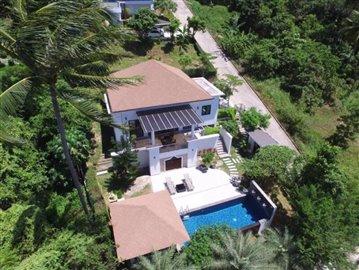 Chaweng-Noi-Tropical-Paradise-Villa-Aerial