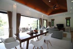 Image No.4-Maison / Villa de 3 chambres à vendre à Chaweng Noi