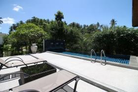 Image No.2-Maison / Villa de 3 chambres à vendre à Chaweng Noi