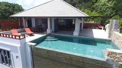 Plai-Laem-Sea-View-Pool-Villa-For-Sale-Infinity-Pool