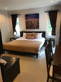 Private-Garden-Villa-For-Sale-In-Bang-Rak-Samui-Guest-Bed