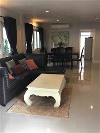 Private-Garden-Villa-For-Sale-In-Bang-Rak-Samui-Open-Living
