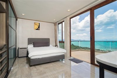 Laem-Yai-Sea-View-Villa-Samui-Bedroom-2