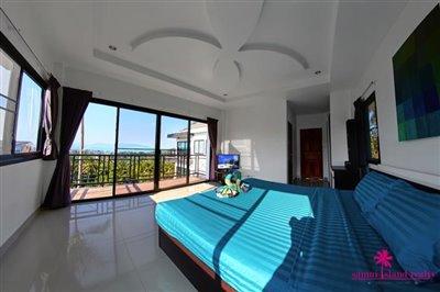 samui-bophut-sea-view-villa-for-sale-bedroom-view