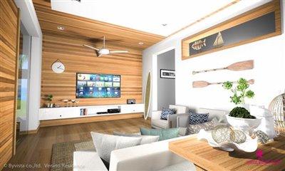 verano-villa-for-sale-koh-samui-lounge-tv-area