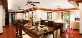 Image No.5-Maison / Villa de 4 chambres à vendre à Hua Thanon