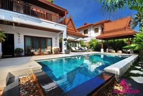 Image No.13-Maison / Villa de 4 chambres à vendre à Hua Thanon