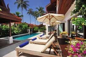 Image No.2-Maison / Villa de 4 chambres à vendre à Hua Thanon