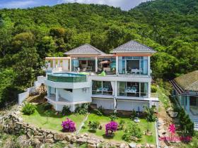 Image No.0-Maison / Villa de 5 chambres à vendre à Bo Phut
