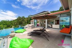Image No.5-Maison / Villa de 5 chambres à vendre à Bo Phut