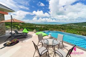 Image No.4-Maison / Villa de 5 chambres à vendre à Bo Phut