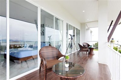 Freehold-Condo-Apartment-Ko-Samui-Balcony