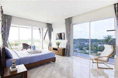 Freehold-Condo-Apartment-Ko-Samui-Master-Bedroom