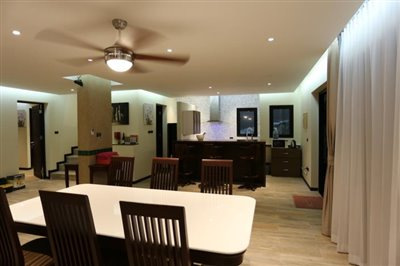 Sea-View-Property-For-Sale-Samui-Kitchen-Dining