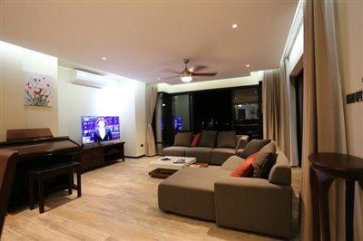 Sea-View-Property-For-Sale-Samui-Living