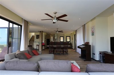 Sea-View-Property-For-Sale-Samui-Open-Plan-Living