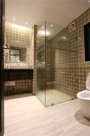 Sea-View-Property-For-Sale-Samui-Shower