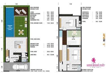 Replay-Pool-Villas-Koh-Samui-Floor-Plan-Details