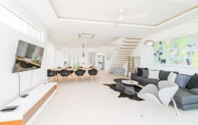 Image No.3-Maison / Villa de 4 chambres à vendre à Plai Laem