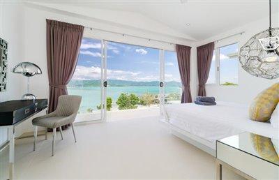 Sunset-Cove-Villa-Ko-Samui-Master-Bedroom