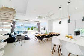 Image No.5-Maison / Villa de 4 chambres à vendre à Plai Laem