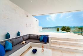 Image No.2-Maison / Villa de 4 chambres à vendre à Plai Laem