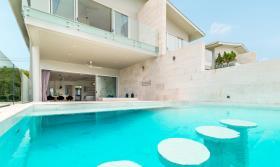 Image No.1-Maison / Villa de 4 chambres à vendre à Plai Laem