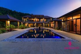 Image No.1-Maison / Villa de 4 chambres à vendre à Bang Por
