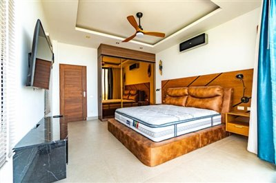 Modern-Villa-On-Chaweng-Hills-For-Sale-Bedroom-Two