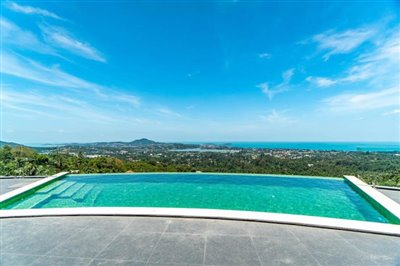 Modern-Villa-On-Chaweng-Hills-For-Sale-Pool