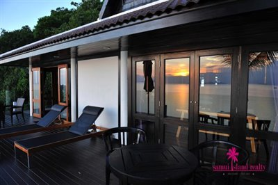 InterContinental-Villa-For-Sale-At-Koh-Samui-Exterior
