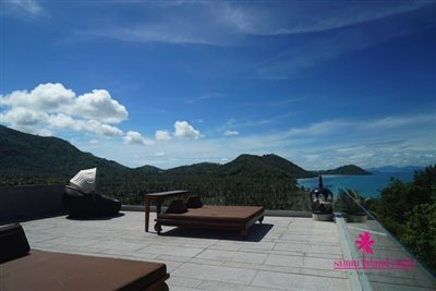 InterContinental-Villa-For-Sale-At-Koh-Samui-Sun-Deck