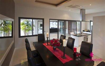 villa-mandala-for-sale-koh-samui-dining-area