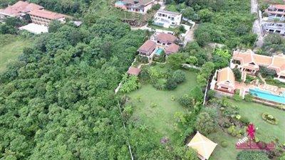 Bophut-Hills-Villa-Ko-Samui-Aerial