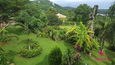 Bophut-Hills-Villa-Ko-Samui-Garden