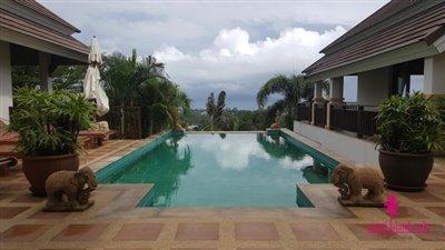 Bophut-Hills-Villa-Ko-Samui-Pool