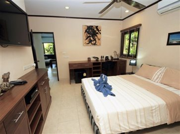 Beachside-Property-Ko-Samui-Bedroom