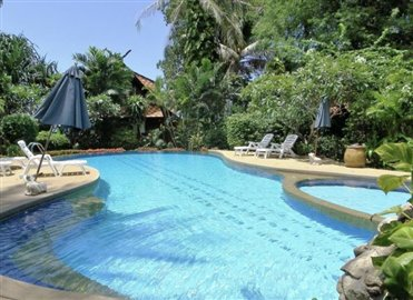 Beachside-Property-Ko-Samui-Communal-Pool