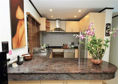 Beachside-Property-Ko-Samui-Kitchen
