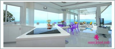 The-Pearl-Villa-Ko-Samui-Kitchen-Dining
