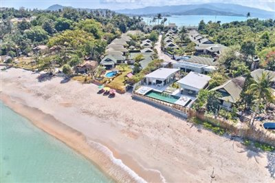 Villa-Playa-Ko-Samui-Aerial