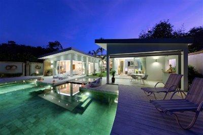 Villa-Playa-Ko-Samui-Night