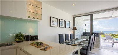 Property-For-Sale-In-Plai-Laem-Ko-Samui-Kitchen-Counter