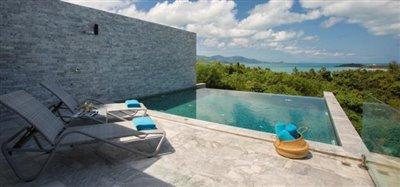 Property-For-Sale-In-Plai-Laem-Ko-Samui-Pool